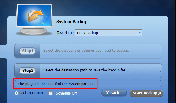 Full Windows Backup as an Image with AOMEI Backupper 29
