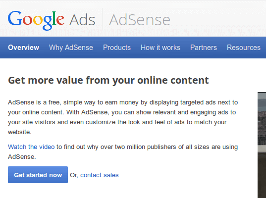 Google AdSense - How to Sign Up and Start Earning Money 00
