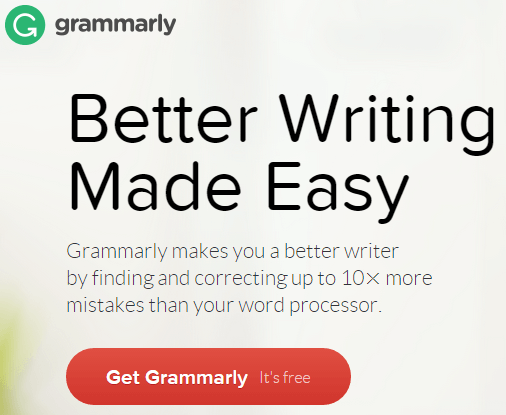 Improve Grammar and Spelling in English with Grammarly 01