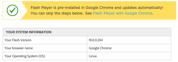 Update Flash Player - How to do it Safely 07b