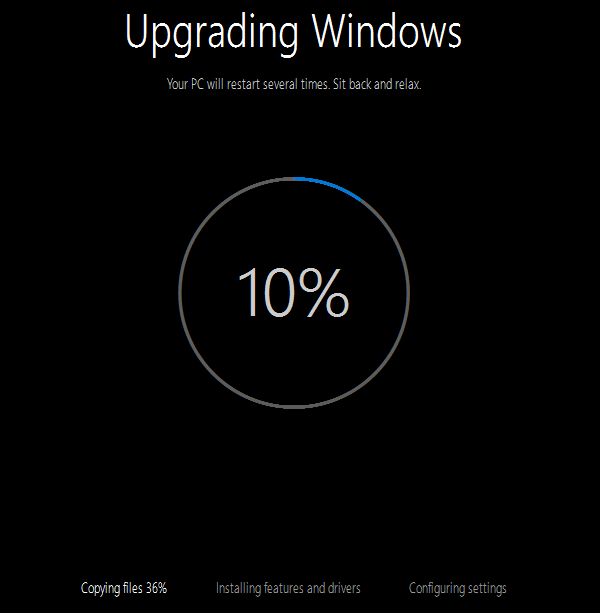 Upgrade Windows 8.1 to Windows 10 Without a Reservation 09