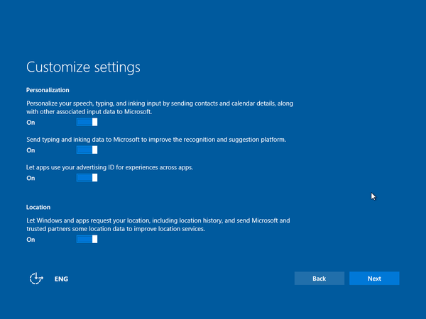 Upgrade Windows 8.1 to Windows 10 Without a Reservation 13