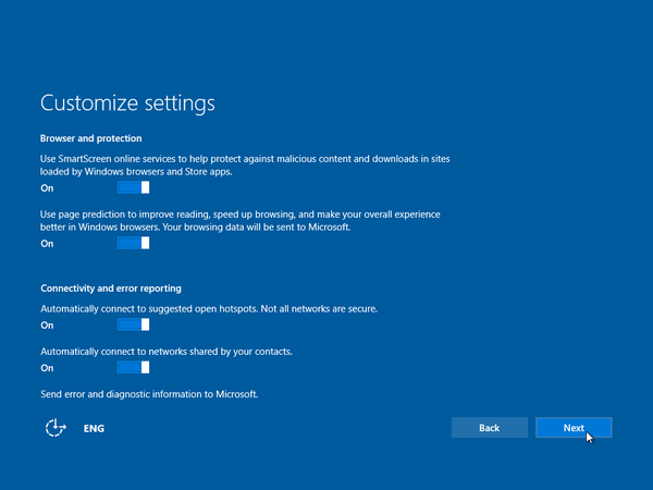 Upgrade Windows 8.1 to Windows 10 Without a Reservation 14