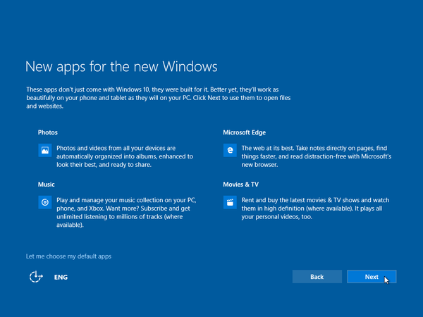 Upgrade Windows 8.1 to Windows 10 Without a Reservation 15