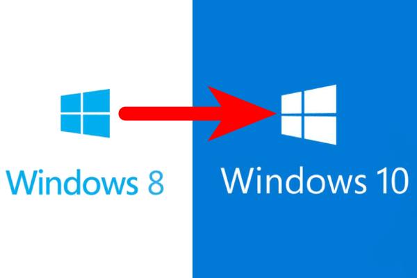 windows 10 update windows 8