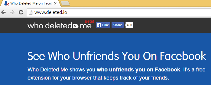 Who Unfriended me on Facebook - The Safe Way to Know 01