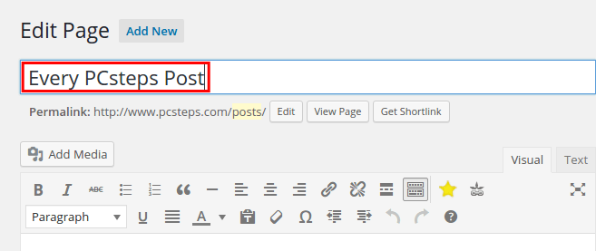 Create a Dynamic List of Posts for your WordPress Theme 13