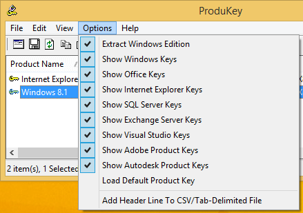 Find the Windows Product Key in Any Version of Windows 05