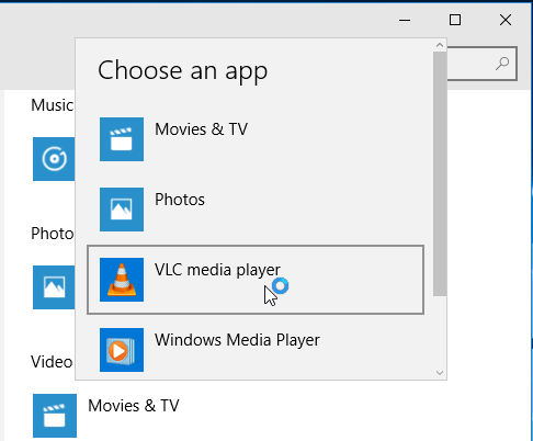 How to Change Default Browser in Windows 10 05