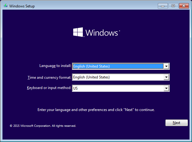 How to get a Clean Windows 10 Install - This is the Only Way 06