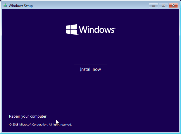 How to get a Clean Windows 10 Install - This is the Only Way 07