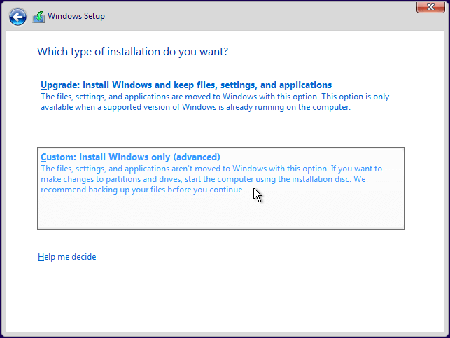 How to get a Clean Windows 10 Install - This is the Only Way 10