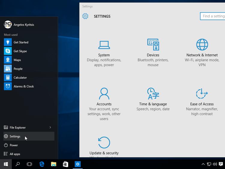 Windows 10 Start Menu - How to Customize It 07