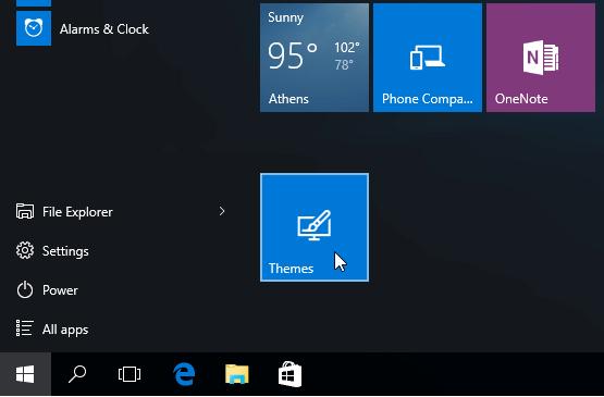 Windows 10 Start Menu - How to Customize It 10