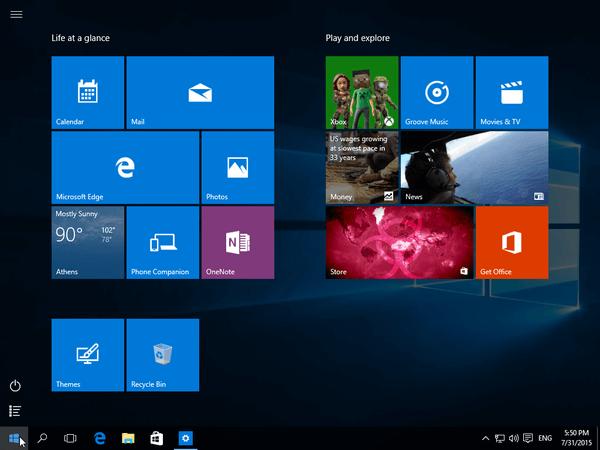 Windows 10 Start Menu - How to Customize It 16