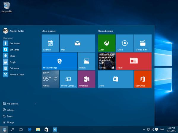 Windows 10 Start Menu - How to Customize It 22