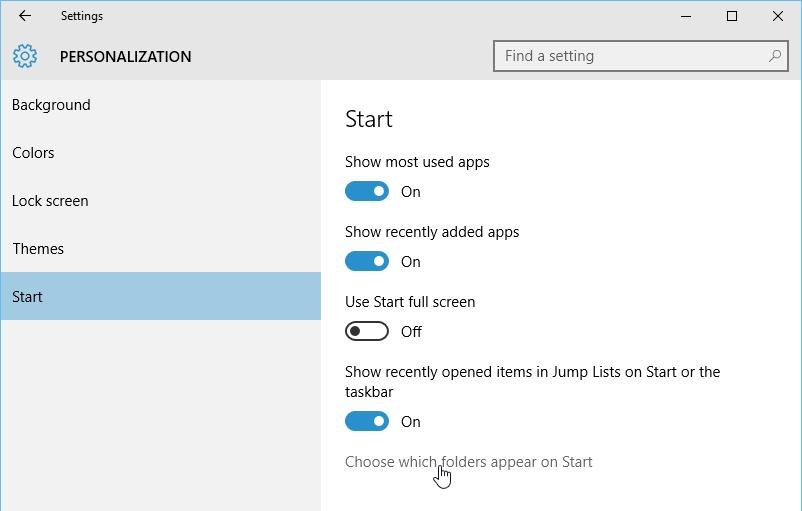 Windows 10 Start Menu - How to Customize It 24