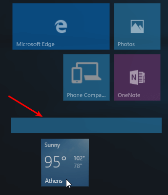 Windows 10 Start Menu - How to Customize It 27