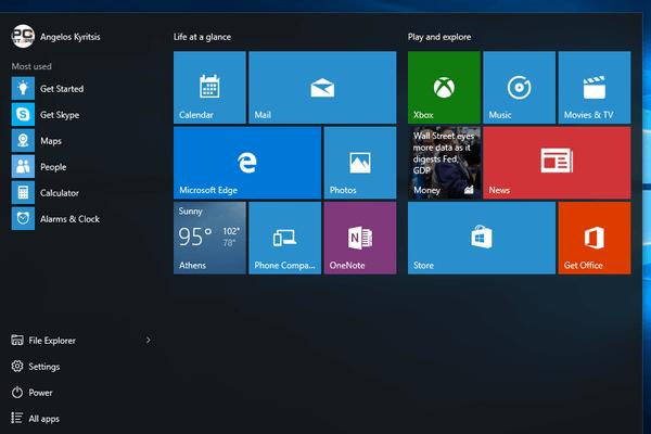 Windows 10 Start Menu: How to Customize It | PCsteps com