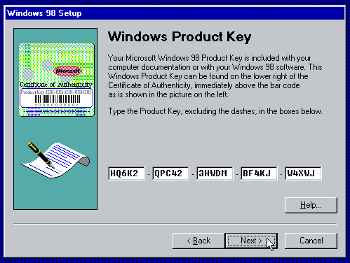 activate windows xp key generator