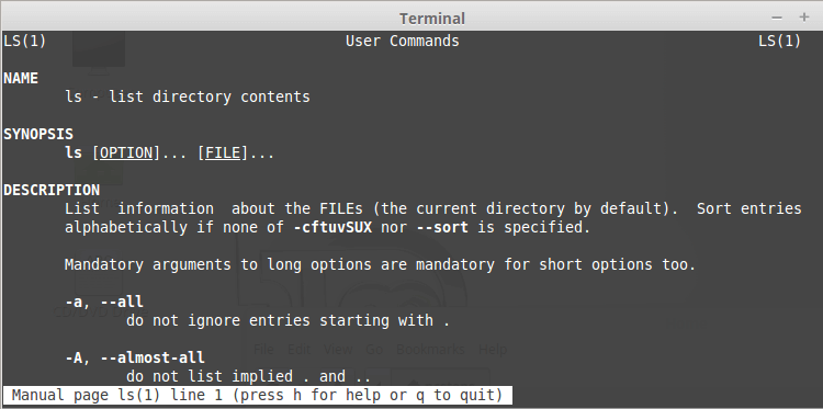 Basic Linux Commands for Linux Terminal Beginners | PCsteps com