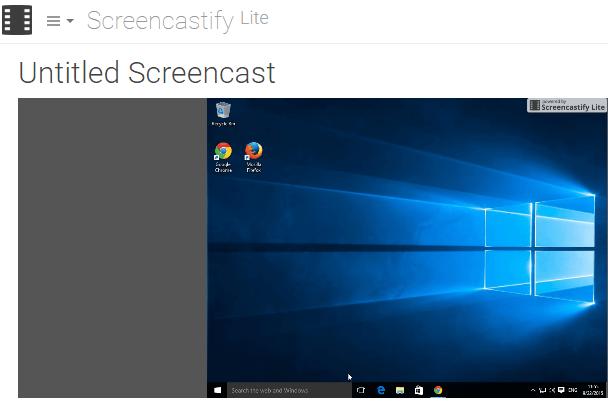 Desktop Recording on Windows Linux Mac OS X with Chrome 08