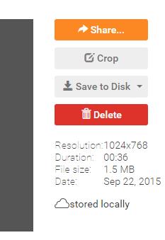 Desktop Recording on Windows Linux Mac OS X with Chrome 09