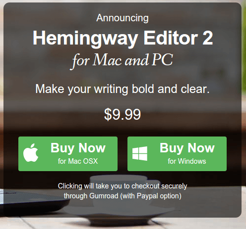 Improve your Writing Skills with the Hemingway App 08