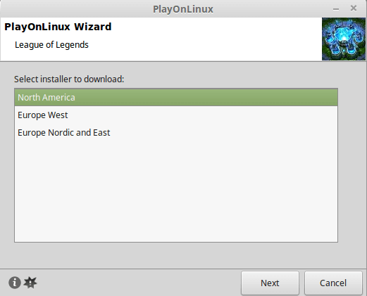 Install League of Legends on Linux Mint - Ubuntu with Wine 19