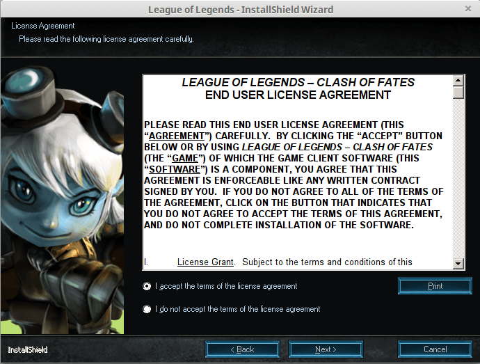 Install League of Legends on Linux Mint - Ubuntu with Wine 21