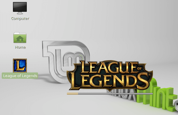 Install League of Legends on Linux Mint - Ubuntu with Wine 24