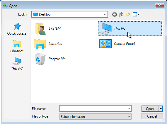 Gain Administrator Access in Windows without a Password October 2015 34
