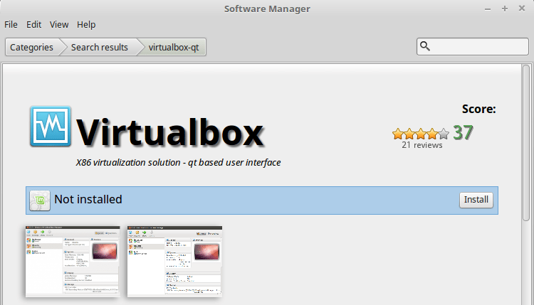 How To Install VirtualBox in Linux Mint / Ubuntu Linux