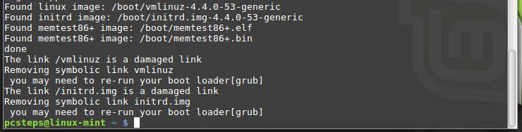 Kernel Upgrade 4 11 5 in Linux Mint / Ubuntu | PCsteps com