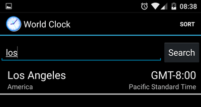 Manage Timezones with an Android Home Screen Widget 03