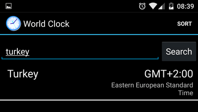Manage Timezones with an Android Home Screen Widget 03a