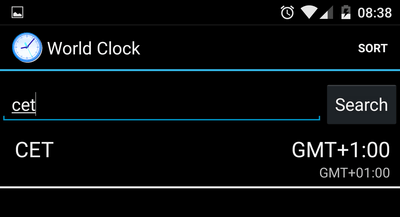 Manage Timezones with an Android Home Screen Widget 04