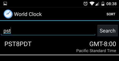 Manage Timezones with an Android Home Screen Widget 05