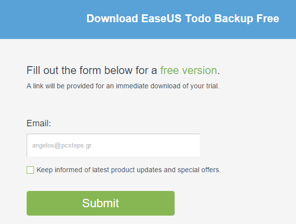 Windows Backup with the Excellent EaseUS Todo Backup 03