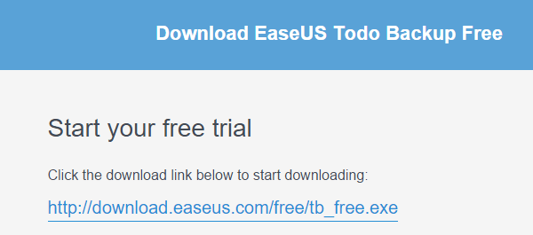 Windows Backup with the Excellent EaseUS Todo Backup 04