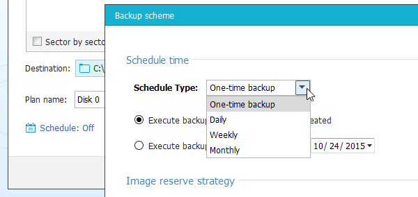 Windows Backup with the Excellent EaseUS Todo Backup 16