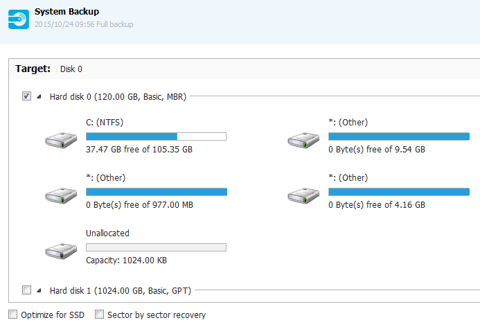 Windows Backup with the Excellent EaseUS Todo Backup 31