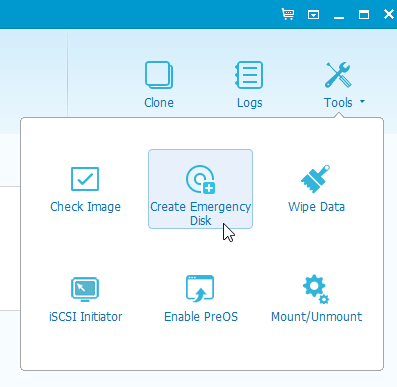 Windows Backup with the Excellent EaseUS Todo Backup 36