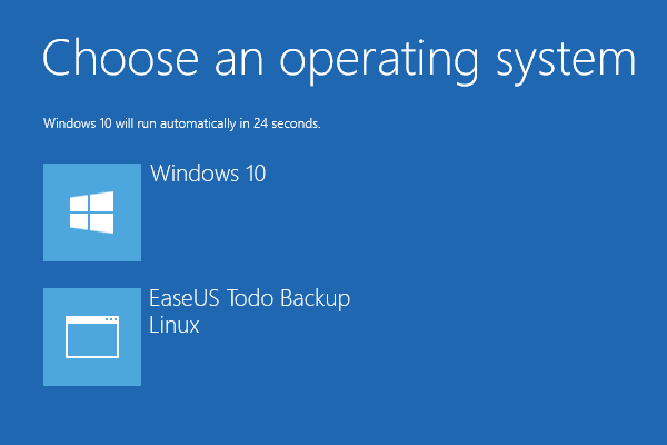 Windows Backup with the Excellent EaseUS Todo Backup 43