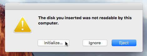 Disk Utility on Mac OS X - Manage Disk - Partition Disk - Resize Partition - Create Partition 02