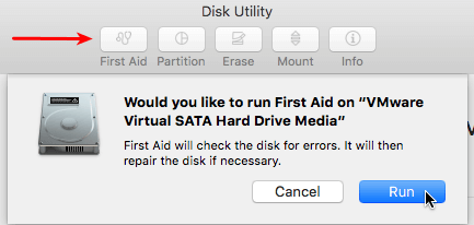 Disk Utility on Mac OS X - Manage Disk - Partition Disk - Resize Partition - Create Partition 05