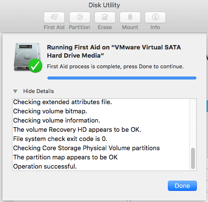 Disk Utility on Mac OS X - Manage Disk - Partition Disk - Resize Partition - Create Partition 06