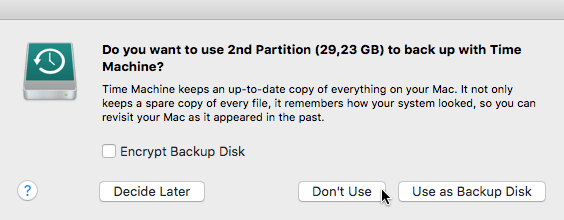 Disk Utility on Mac OS X - Manage Disk - Partition Disk - Resize Partition - Create Partition 15