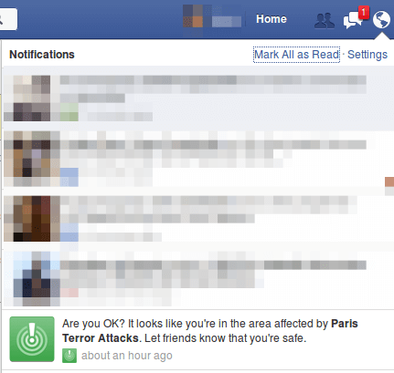 Facebook Safety Check - See if your Friends in Paris are Safe 04