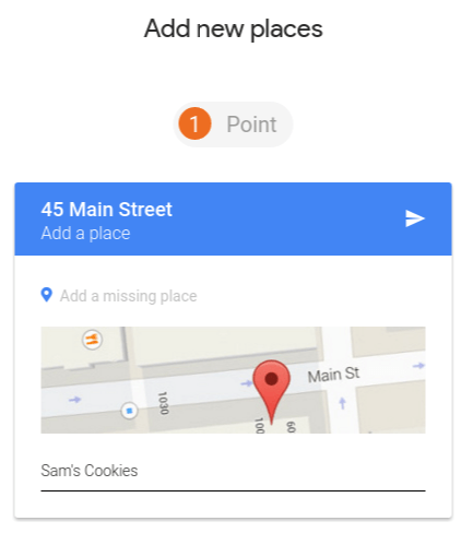 Get 1TB for free on Google Drive by using Google Maps 06